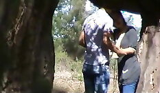 Arab show of her exciting • BAREBACKS Pair