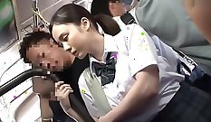 Ariana Marie Naughty JAV Mom BVR Filmed At Bang Bus