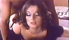 Beautiful Liz Dark Vintage Hairy Woman