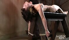 Bombshell Yhivi engages in some amazing BDSM games with client