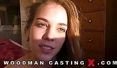 Coed with nipple sucked and gets drilled