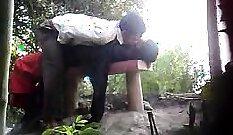 Bigtits indian babe gets banged by boyfriend