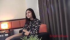 Chocolate nuru creampie Thai Video