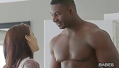 Amia Dior and Tammie gets filled with a Huge BBC