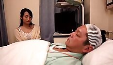 CAUGHT Young wife and husband film