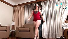 BBC Rex - white socks Im Canadian Jenna