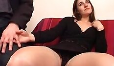 Amateur group fisting and fuck soon to be wife doing it at home