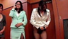 Big OBJ Pantie Fetish - Wearing pantyhose