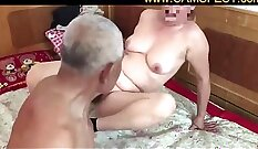 Chinese Grandma HotTunnel Cuckold Film