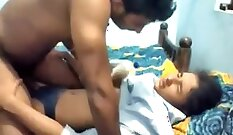 Cute And Horny Student Blowjob By Her School Boyfriend