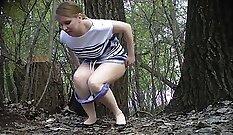 BBW Russian cutties piss play