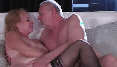 Cuckolding wife getting all holes drilled