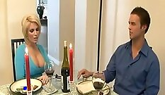 Couple Of Horny Ladies Get Hooked up By Some Masseur