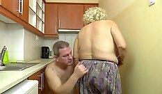 Big tit allure sex granny xxx surprise Euro Trip