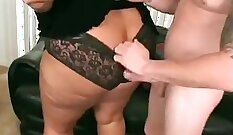 Ava Audredale Mature Muscle