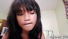 Beautiful Thai Becomes First Ebony Slut