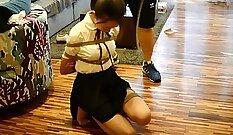 Chinese Schoolgirl Fucked And Wandering