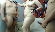 amateur wife made giant outside doggystyle