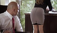 Cop boss xxx Petty Theft, Punishment, and even