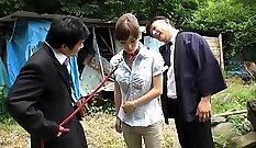 Big tits asian babe Sarah enjoys hardcore fucking