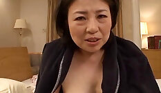 Asian Aunty - Japanese Skater DB