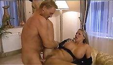 Blonde Italian girl Lexi tastes Lee Bullinns thick dick
