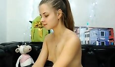 Casted Amateur Fucking Her Arse Softcore