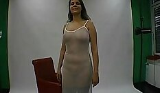 Beautiful naked girls innocent one fuck casting session