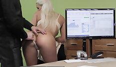 Brandye Fishette - Naked lingerie webcam