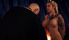 Big tits bdsm babe fucked xxx squirt dildo Xander Corvus deserves such a much
