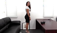 Arice anal fucked for the first time