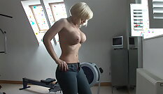 Black Milf Dominated And Seduced By Stepgrandpa