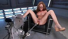 AlexRLMMBF Autumn Phone Sex Machine Hardcore Episode